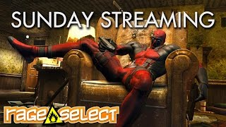 Sunday streaming - deadpool