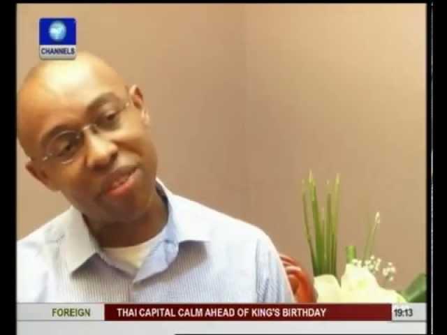 Nigerians are lacking basic amenities--Prof. Odinkalu pt.2