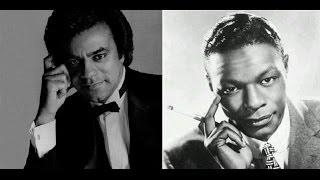 Johnny Mathis And Nat King Cole An Evening With