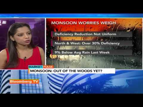Market Pulse: Monsoon: Out Of The Woods Yet?