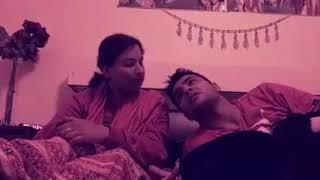 Why wife always wants to check Husband phone | Punjabi Funny Video | Latest Sammy Naz