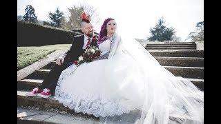 Wedding Photography: Back To Back Weddings. PART 2 // PUNK ROCK WEDDING!