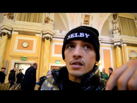 LEE SELBY TALKS UP & COMING FIGHT WITH RENDALL MUNROE & HIS RISE FROM SMALL HALL TO ARENA / iFL TV