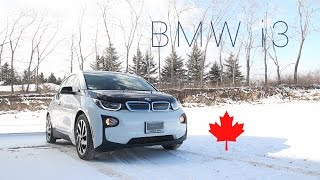 Living with the BMW i3 - in Canada