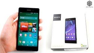 Sony Xperia® Z2 - Unboxing y primeras impresiones