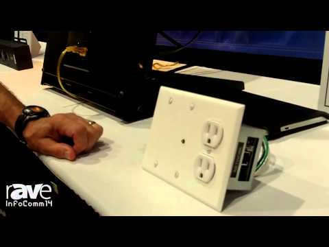 InfoComm 2014: Juice Goose Showcases its In Wall Power Control Devices