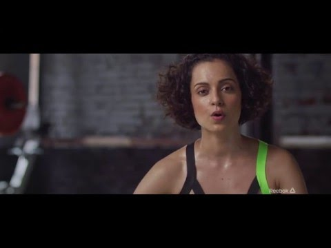 Kangana Ranaut's #FitToFight Story