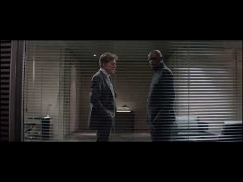 Captain America The Winter Soldier Clip - Here To Ask A Favour - OFFICIAL Marvel | HD