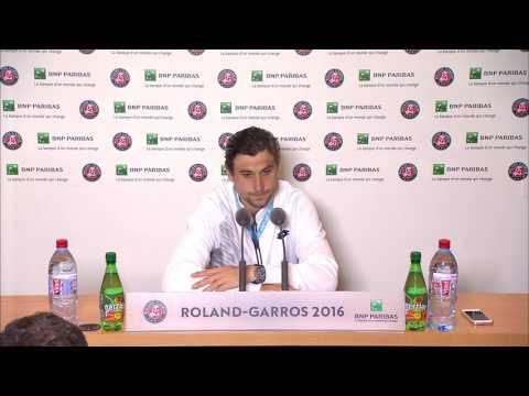 French Open 2016: David Ferrer Round 4 Post Match Interview