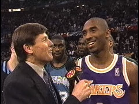 Kobe Bryant - 1997 Nba Slam Dunk Contest (champion) video