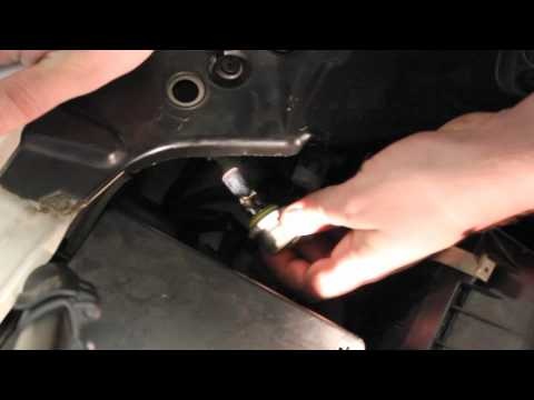How to Replace Headlight Bulb Mazda Millenia 95-02