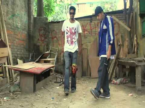 Digital Bangla - Psycho Rapper Halley & Furious Pranto video