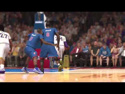 NBA 2K14 - And 1 Action Replay