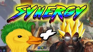 How Good is Punk Duck and SexyRexsi's Synergy?