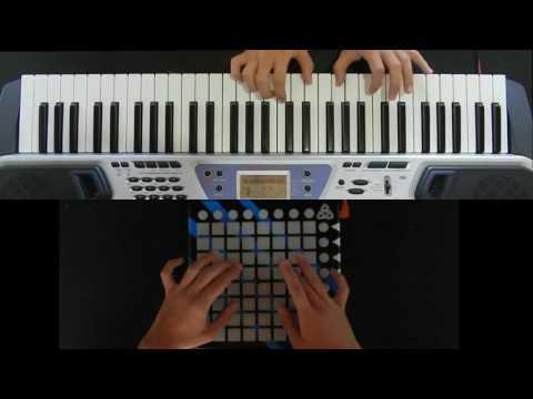 Launchpad VS Launchkey // Für Elise [Dubstep Remix]