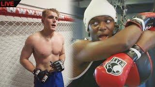 Logan Paul ACCEPTS KSI FIGHT! Jake Challenges Deji! WHO WILL WIN?