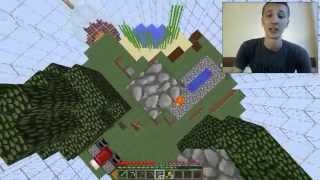 Minecraft Sky House preživljavanje u stakleniku #3 - ZNAČI BOŽE