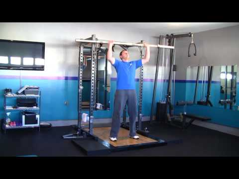Barbell Clean and Press Tutorial.mpg Image 1