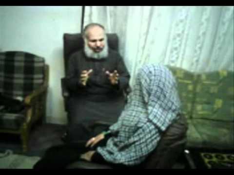 اخراج جني من امرأة (2/2)- الشيخ د. اسماعيل أبو العلا