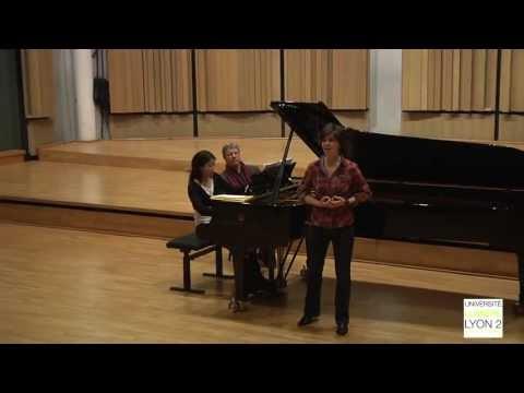 Université Lyon 2 : Dans les coulisses du Concours international de musique de chambre de Lyon