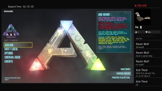Ark survival evolved PS4-Boss fight!