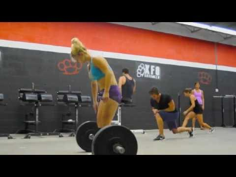 Olympic Lifts - AllisonNYC Image 1