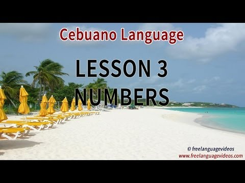 Useful Cebuano phrases