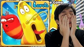 War With Larve - Larve Heroes - IOS & Android Game