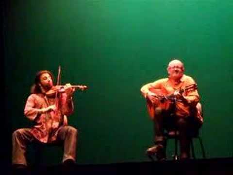Ara Malikian y José Luis Montón, virtuosismo