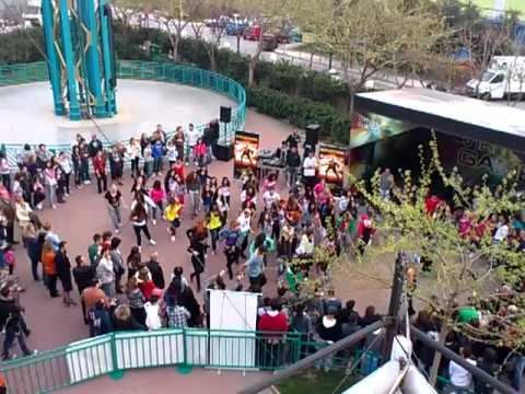 Streetdance Event @ Allou! Fun Park.mp4