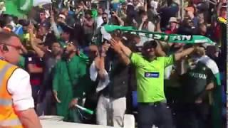 Winning Moments - Crowd Sing Dil Dil Pakistan in Pak v Eng CT17 Semi Final