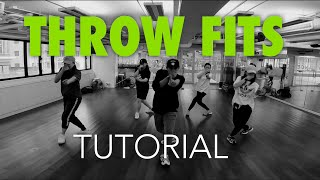 Throw Fits - London on da track | BRYAN TAGUILID Dance Tutorial