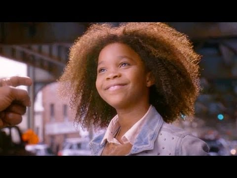 Annie Trailer Official - Jamie Foxx, Quvenzhané Wallis
