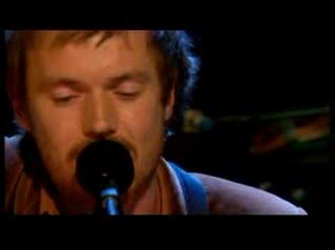 Damien Rice - Coconut Skins (Live on Jools Holland)