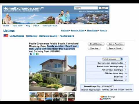 Holiday Home Exchange Home Swap and House Swap