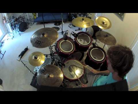 Kings of Leon - Family Tree (Drum Cover)