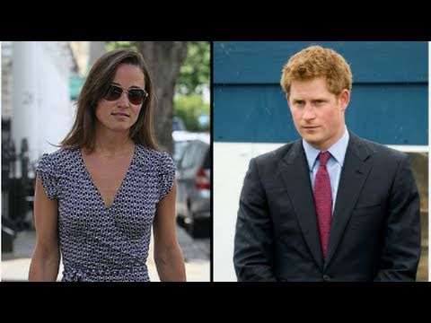 Pippa Middleton and Prince Harry Romance Rumors!