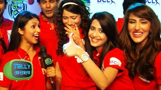 Ankita Lokhande, Sharad, Divyanka, Karan Kundra In Kolkata Baabu Moshayes - BCL 2014