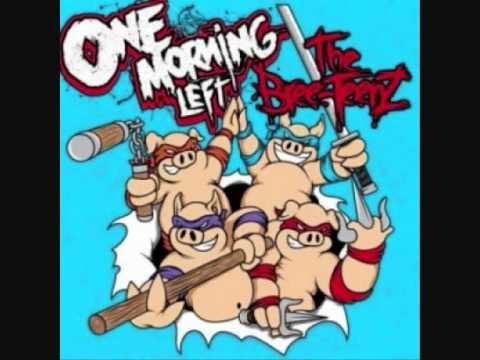 One Morning Left - это пост-хардкор группа из разных концов Финляндии (Kesk