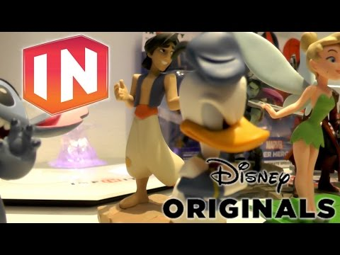 Let's Play Disney Infinity 2.0 Originals - Donald Duck and Pals Upgrade Trees & Toy Box