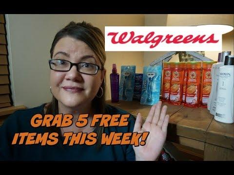 WALGREENS HAUL 12/31/17 - 1/6/18 | FREEBIES & CLEARANCE BUYS!