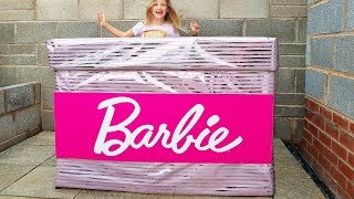 BIGGEST mystery box BARBIE Ava Toy Show