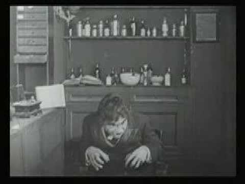 Dr. Jekyll and Mr. Hyde (1912) Clip