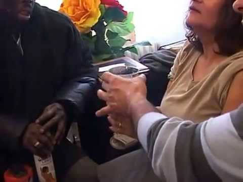 Nana kwaku Bonsam healed Indian woman in Amsterdam   YouTube