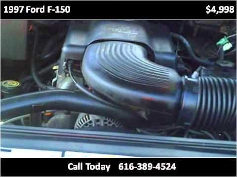 1997 Ford F-150 Used Cars Grand Rapids MI