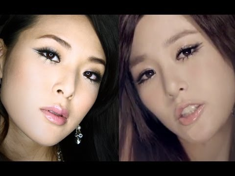 SNSD The Boys Tiffany Makeup Tutorial