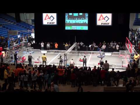 2014 FRC Silicon Valley Regional Quarterfinal Match 3-1