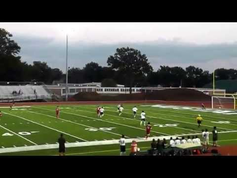 JFK vs Perth Amboy Boys Varsity Soccer 9-18-14