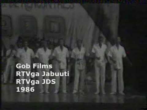 Booqashadii Jabuuti ee M. Siyaad Barre - Qeybta 1aad