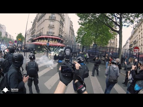 [FPV] LOI TRAVAIL 17/5/2016 • PARIS : PARIS BRULE-T-IL ?